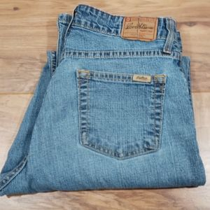 Levi's stretch mid rise bootcut